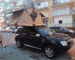 Gipsy Sport Araç Üstü Çadır