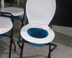 Gipsy Kamp Tuvaleti